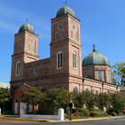 Picture - Historic church in Natchitoches.