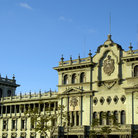 Picture - The National Palace in Guatemala City.