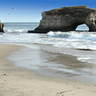 Picture - Natural Bridges State Park, Santa Cruz.