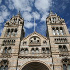 Picture - The twin towers of London's Natural History Museum.