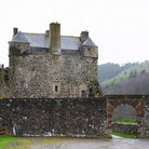 Picture - Historic Neidpath Castle, Peebles.