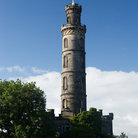 Picture - The Nelson Monument on Calton Hill, Edinburgh.