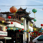 Picture - Chinatown in Los Angeles.