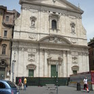 Picture - The Church of Santa Maria in Vallicella in Rome.