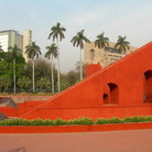 Picture - Jantar Mantar in Delhi.