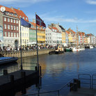Picture - Nyhavn / New Harbor in Copenhagen.