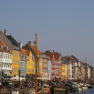 Picture - Nyhavn in Copenhagen.
