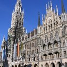 Picture - The New town hall at Marienplatz in Munich.