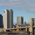 Picture - Brooklyn Bridge, New York City.