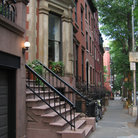 Picture - Brooklyn Brownstones.