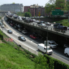 Picture - Brooklyn-Queens Expressway.