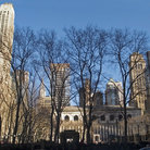 Picture - Bryant Park in Manhattan, New York.
