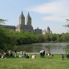 Picture - Central Park in New York City.