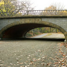 Picture - Winterdale Arch, Central Park, New York City.