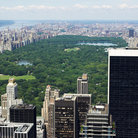Picture - Overview of Central Park, New York.