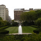 Picture - New York Conservatory Garden.