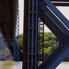 Picture - Under the George Washington Bridge.