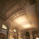 Picture - Lobby of New York Public Library.