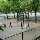 Picture - Basketball in Queens.