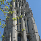 Picture - Riverside Church Tower, New York City.
