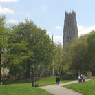 Picture - Riverside Church, New York City.