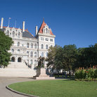 Picture - New York State Capitol, Albany.
