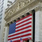 Picture - Wall Street Stock Exchange in New York City.