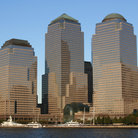 Picture - World Financial Center, New York City.