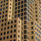 Picture - Detail of the World Financial Center in New York City.