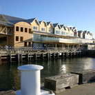 Picture - Queens wharf in Newcastle.