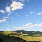 Picture - Nez Perce Battle Grounds in Nez Perce National Forest.