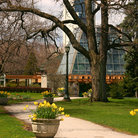 Picture - Green house of the  Niagara Parks Botanical Gardens and School of Horticulture, Niagara Falls.