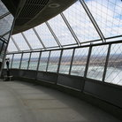 Picture - View of observation area of the Skylon Tower in Niagara Falls.