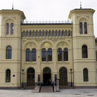 Picture - The Nobel Peace Center is Oslo.