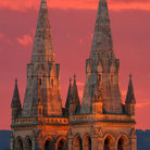Picture - St Peter's Cathedral in Adelaide.