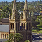 Picture - St Peters Cathedral in Adelaide.