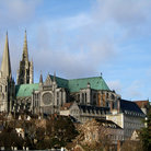 Picture - Chartres Cathedral.