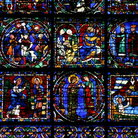 Picture - Stained glass windows of Chartres Cathedral make up over 2000 square meters, the single largest medieval collection in existence.