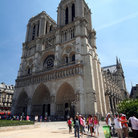Picture - Notre Dame in Paris.