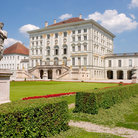 Picture - Grounds of the Nymphenburg Castle in Munich.