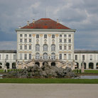 Picture - Nymphenburg Castle in spring, Munich.