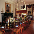 Picture - Diningroom at Oak Alley Plantation, Vacherie, LA.