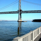 Picture - Oakland Bay Bridge, San Francisco.