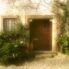 Picture - An old house in Obidos.