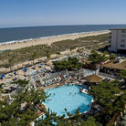 Picture - Resort at Ocean City, Maryland.
