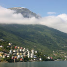 Picture - The village of Odda.