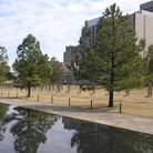 Picture - Grounds at the Oklahoma City Memorial.