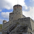 Picture - The Castle of Savonlinna.