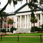 Picture - Neoclassical Old Capitol in Tallahassee.