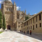 Picture - Cathedral in Salamanca.